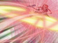 Vita defending against Arc Saber