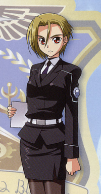 Runessa, as depicted in StrikerS X Guide Book