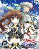 ViVid Strike! Volume 1 Blu-ray Cover
