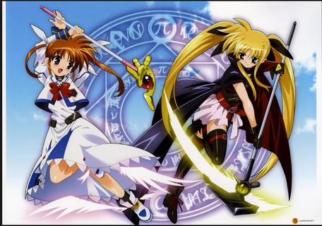 Magical Girl Lyrical Nanoha Wiki