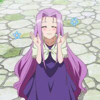 Megane in ViVid anime
