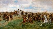 Friedland, 1807 (1875) Ernest Meissonier