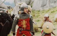 Edmund in battle