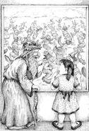 Coriakin and Lucy