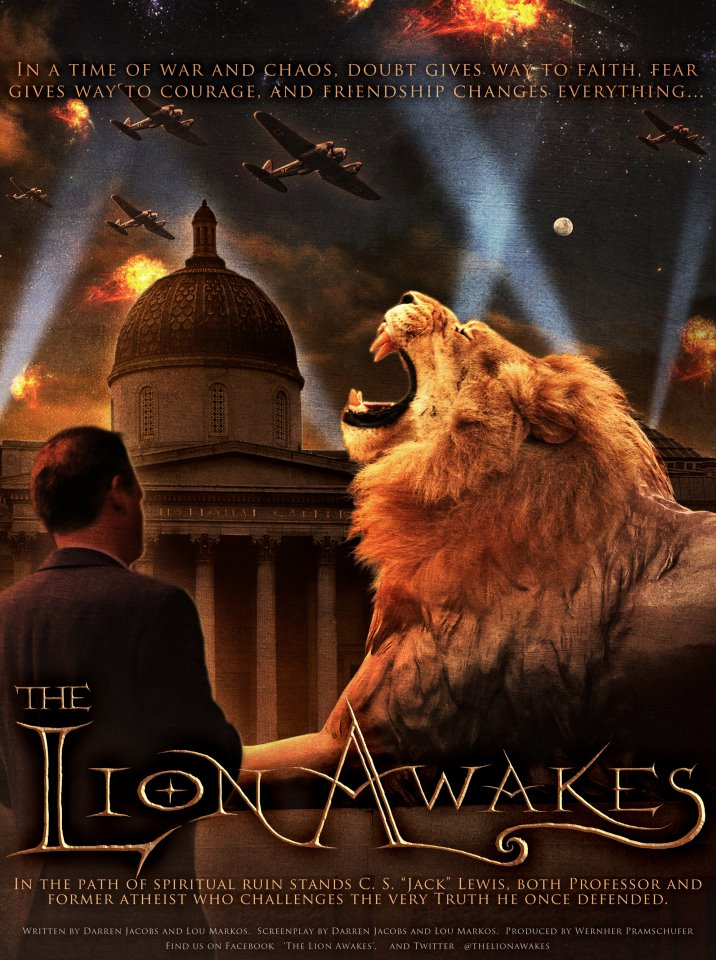 The Lion Awakes