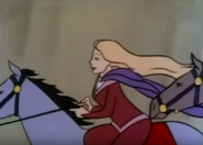 Queen Lucy (Animated)