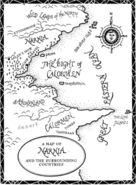 Narnia map (1)