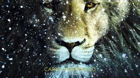 Carrie Underwood - There's a Place For Us