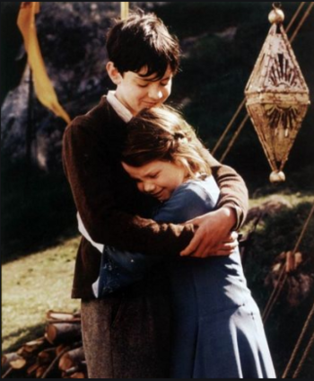 Lucy et Edmund