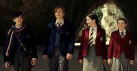 Peter,susan,edmund & lucy