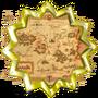 Landkarte einer besonderen Welt