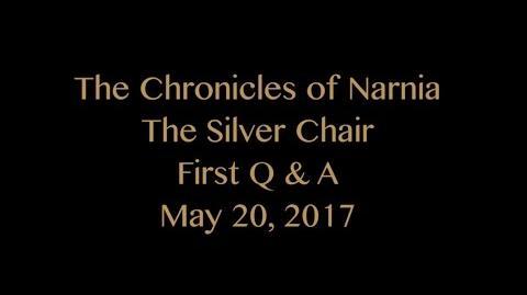 Joe Johnston Q&A ~ The Silver Chair ~ Ep