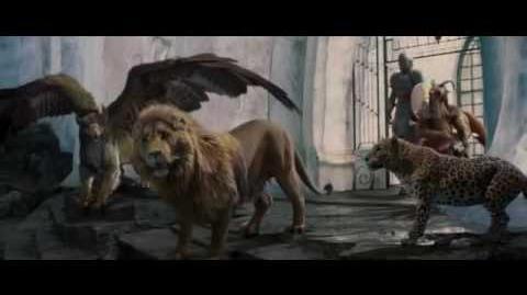 Narnia Battle part 2