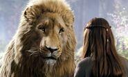 Aslan lucy reunion