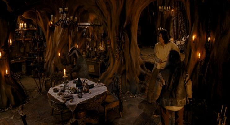 Trufflehunter's Cave