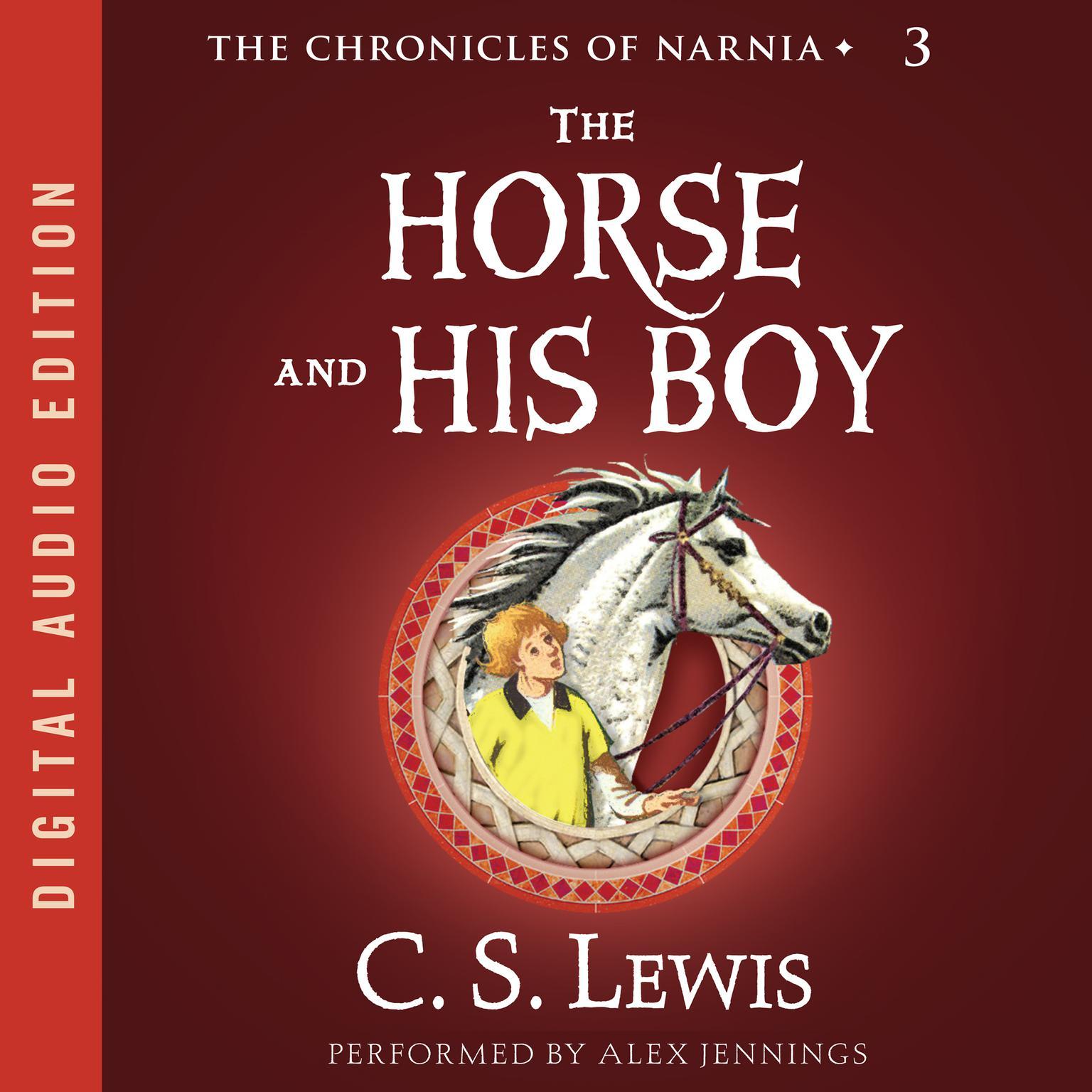 The Horse and His Boy (HarperAudio)