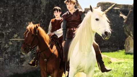 The Chronicles of Narnia - The Lion, The Witch, and the Wardrobe - To Aslan's Camp