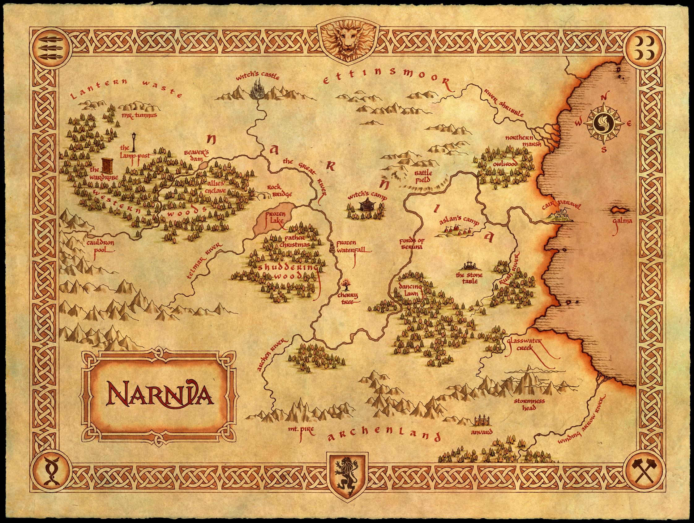 Narnia (nation)