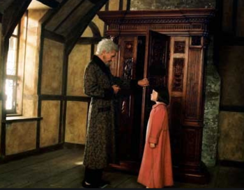 Lucy et Digory Kirke