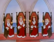 The Four Thrones (Animated)
