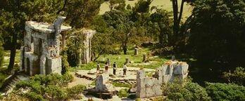 Cair Paravel Ruins (1)