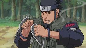 Asuma utilizing taijutsu.jpg