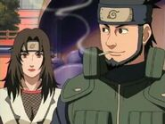 Asuma and Kurenai