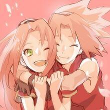 Rōzu and Sakura Haruno-0.jpg
