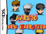 Naruto new generation ds