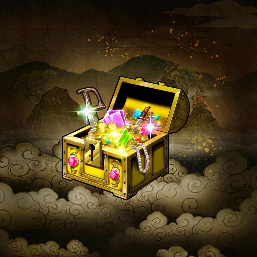 "Ultimate Treasure Chest ""Fighting Bravery Treasure"""