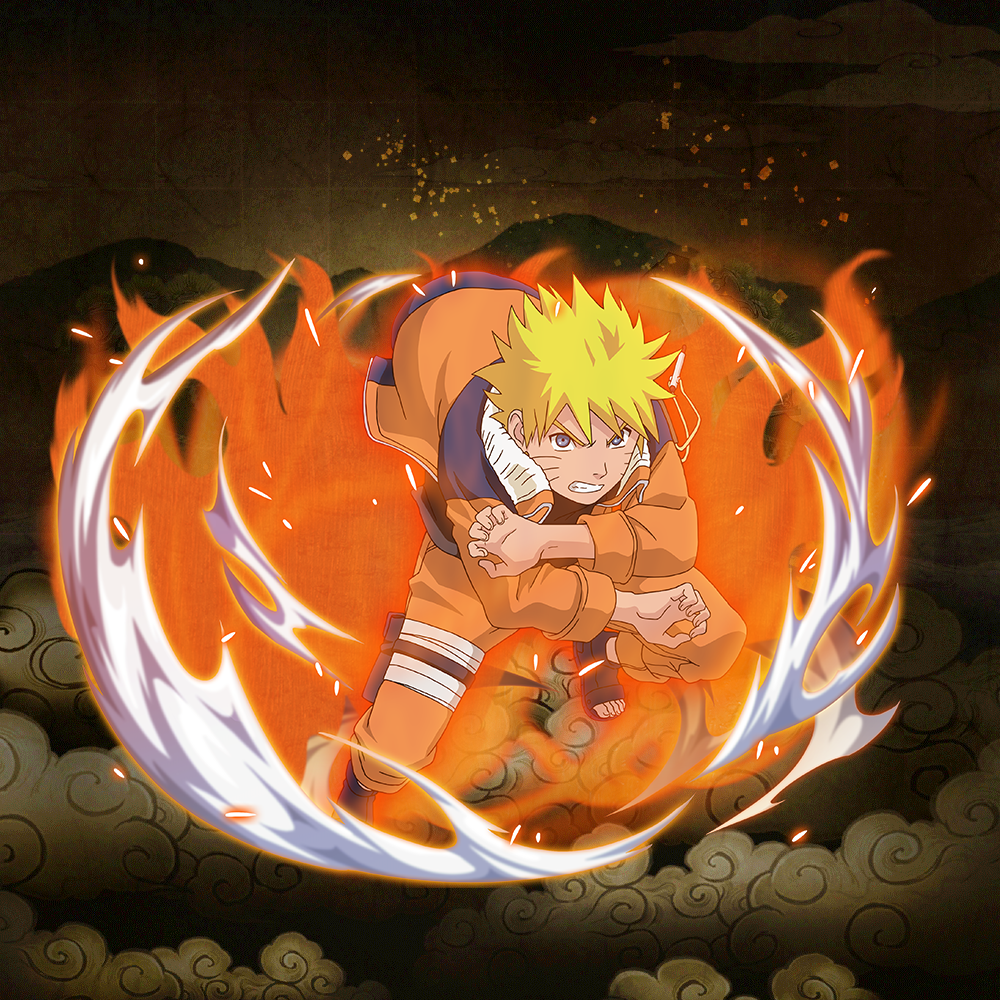 "Naruto Uzumaki ""Nine Tails Power-Up"" (★5)"