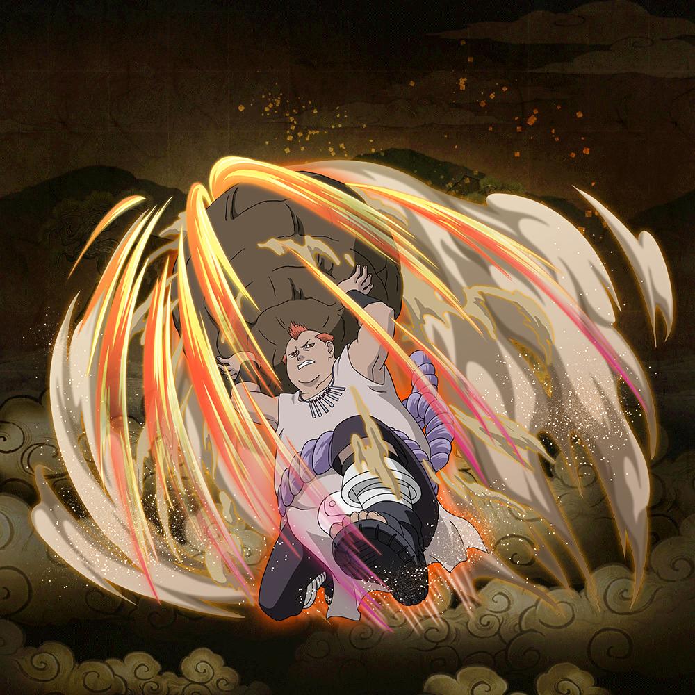 "Jirobo ""Herculean Appetite"" (★5)"