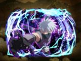 """Kakashi Hatake """"A Bolt from the Dark"""" (★6)"""