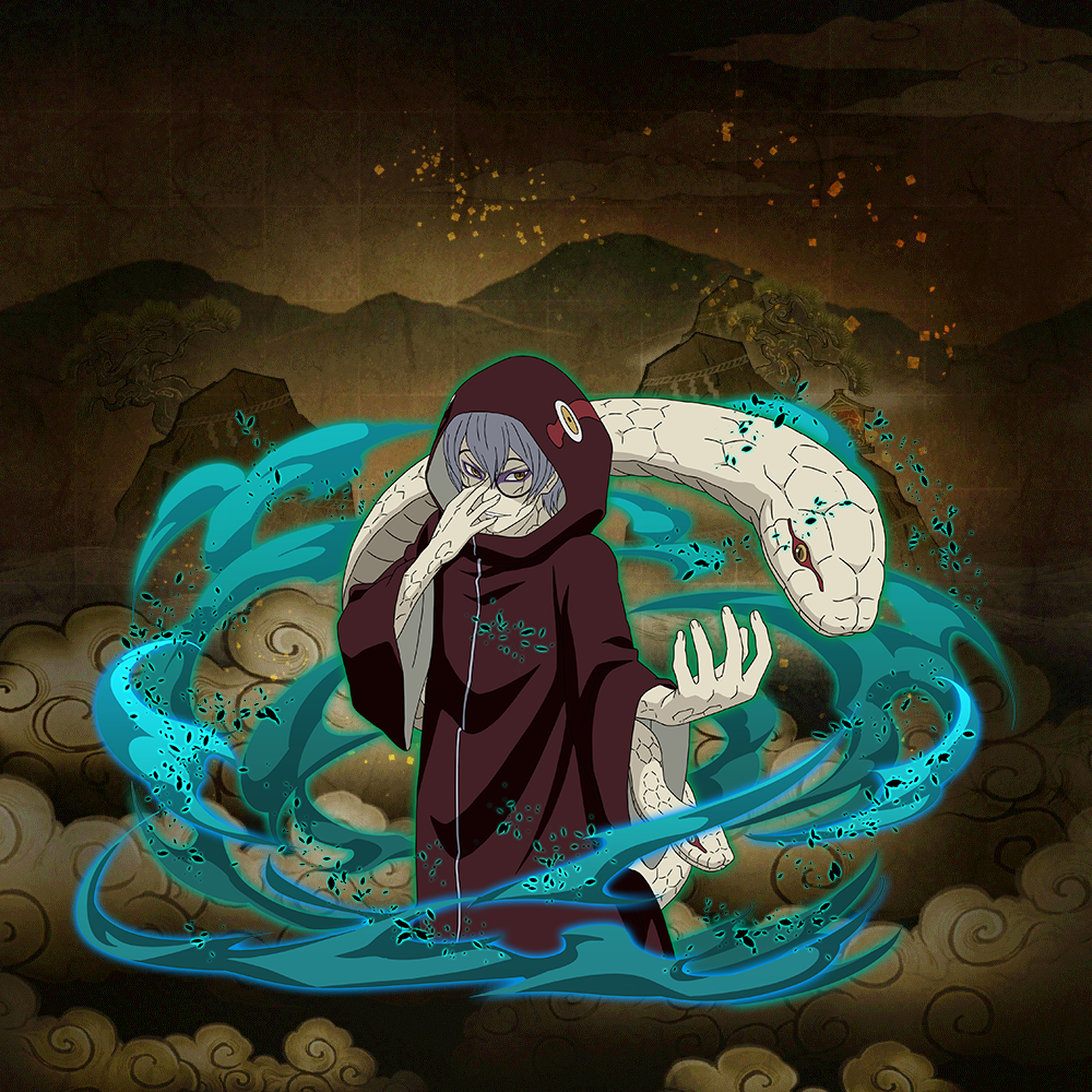 "Kabuto Yakushi ""Dragon Transformation"" (★5)"