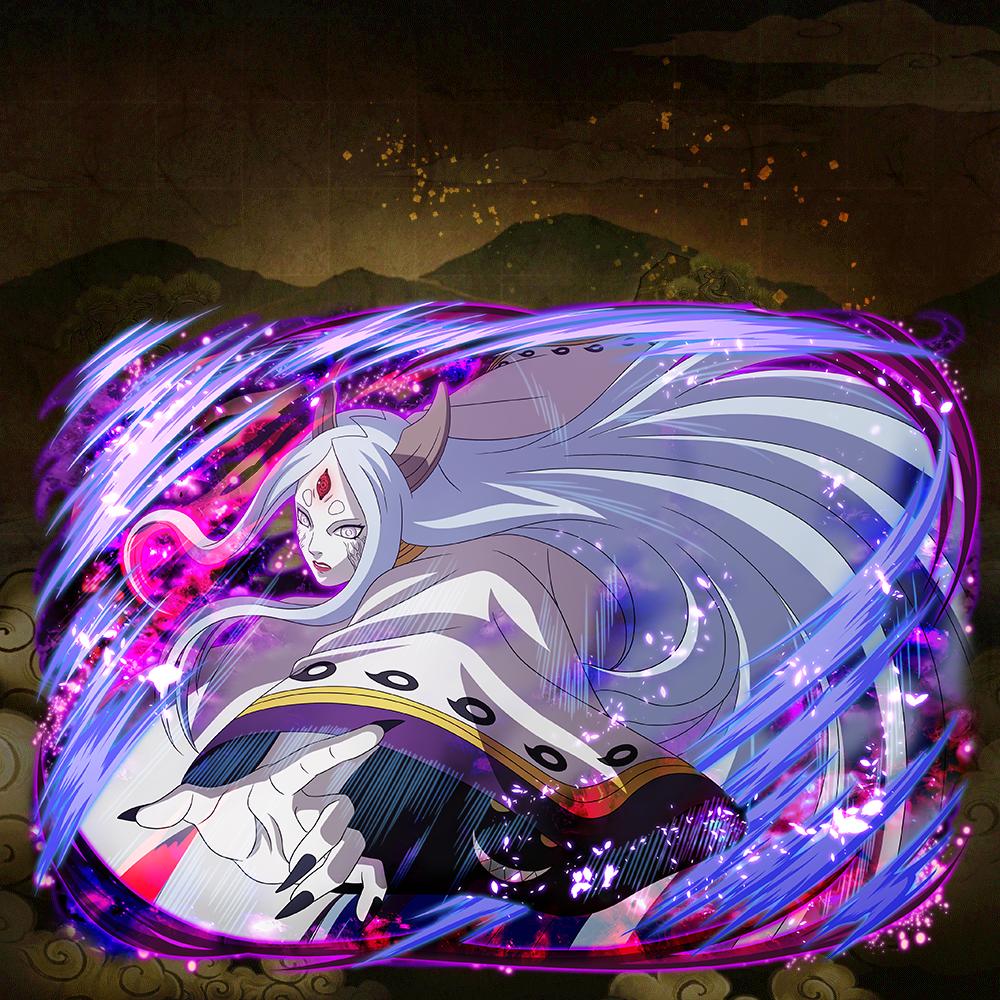 """Kaguya Otsutsuki """"Plot for Rebirth"""" (★6)"""
