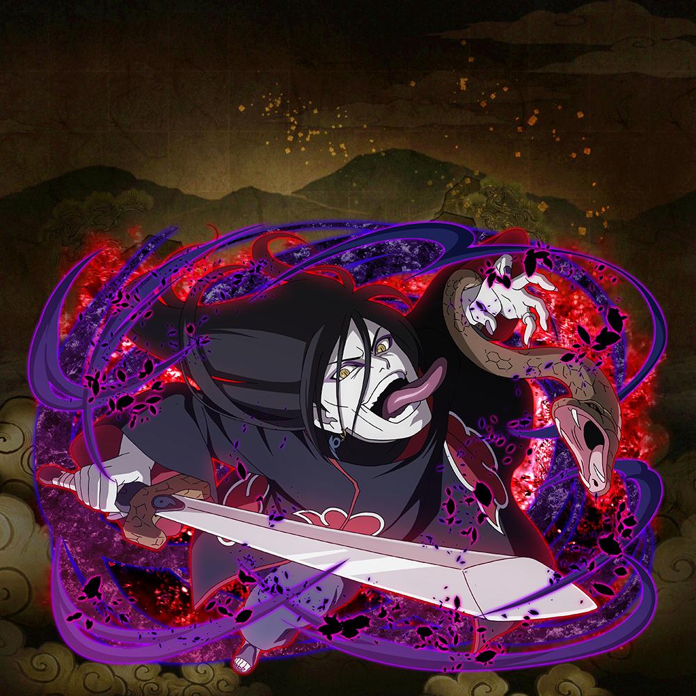 "Orochimaru ""Aspirations of Indulgence"" (★6)"