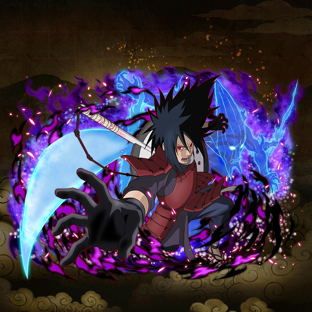 "Madara Uchiha ""The Eyes that Shook Heaven and Earth"" (★5)"