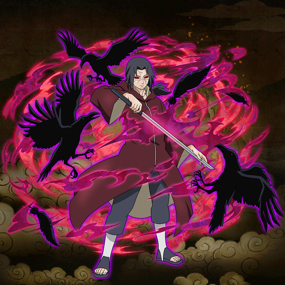 "Itachi Uchiha ""Proof of Will"" (★5)"