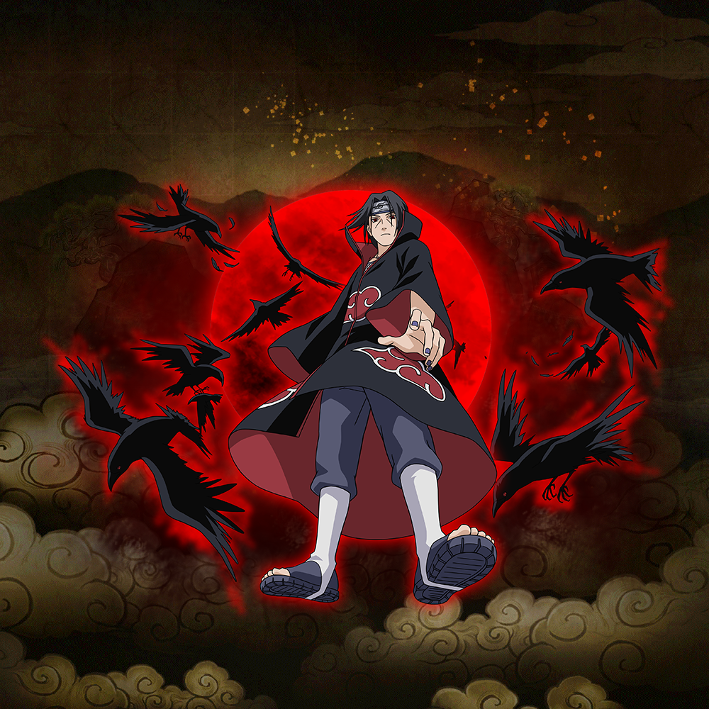"Itachi Uchiha ""Beyond the Sharingan"" (★6)"