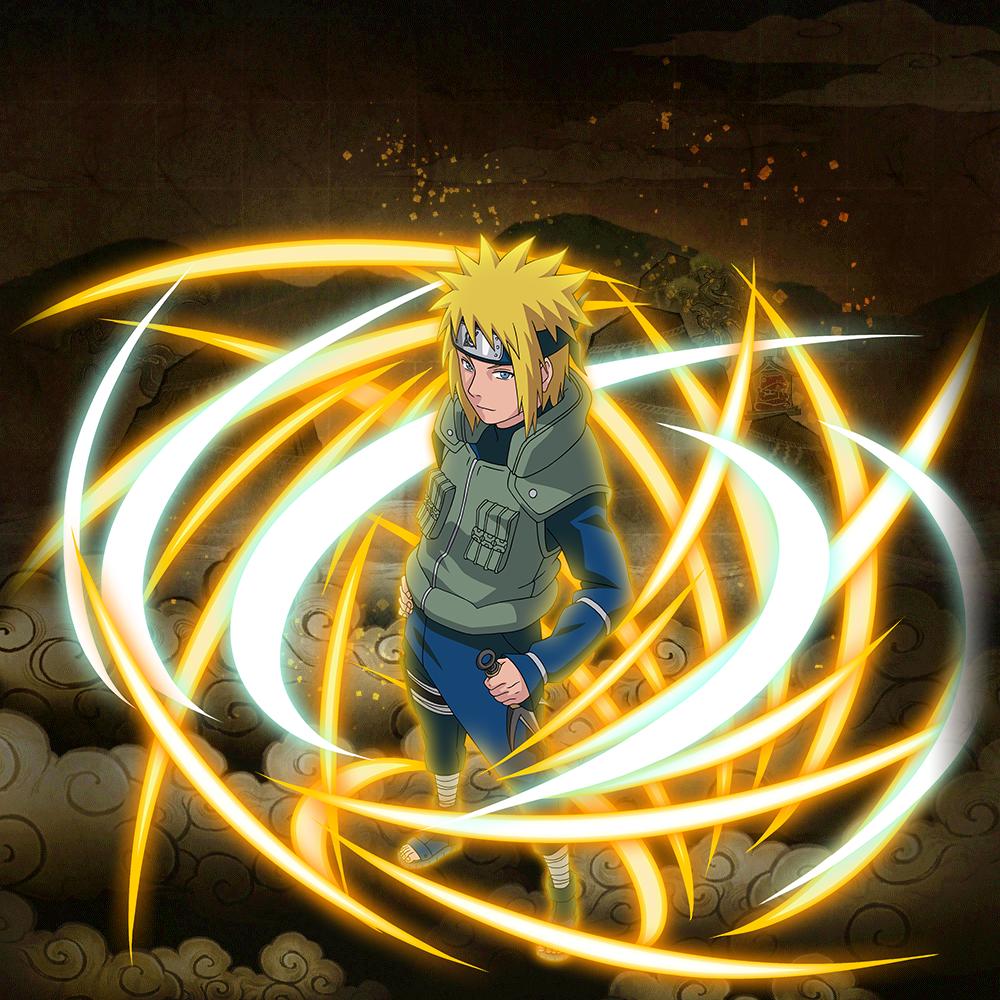 "Minato Namikaze ""Rapid Lightning"" (★5)"