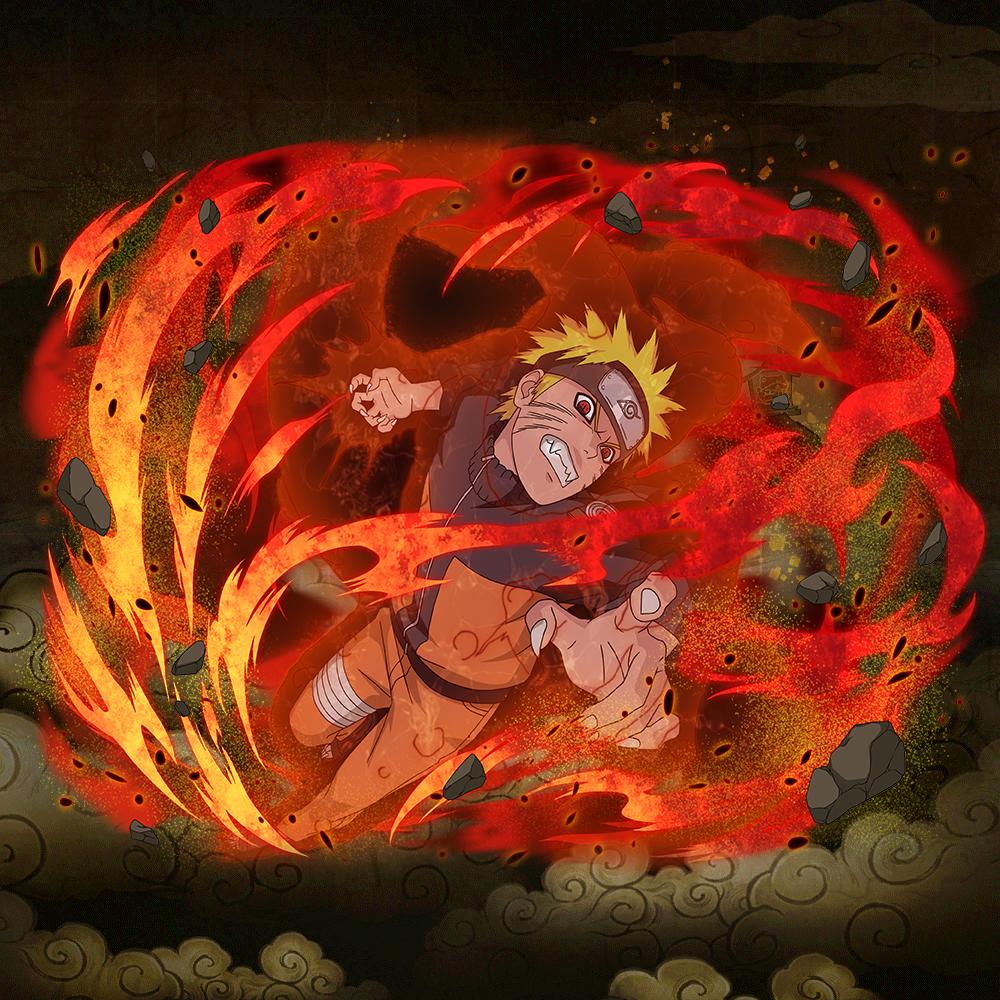 """Naruto Uzumaki """"Power of the Fourth Tail"""" (★6)"""