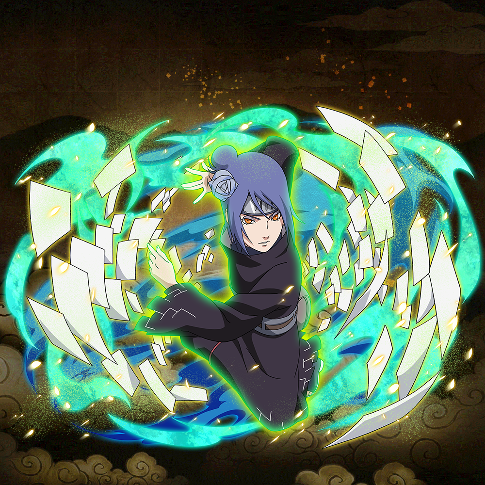 "Konan ""A Bridge to Hope"" (★6)"