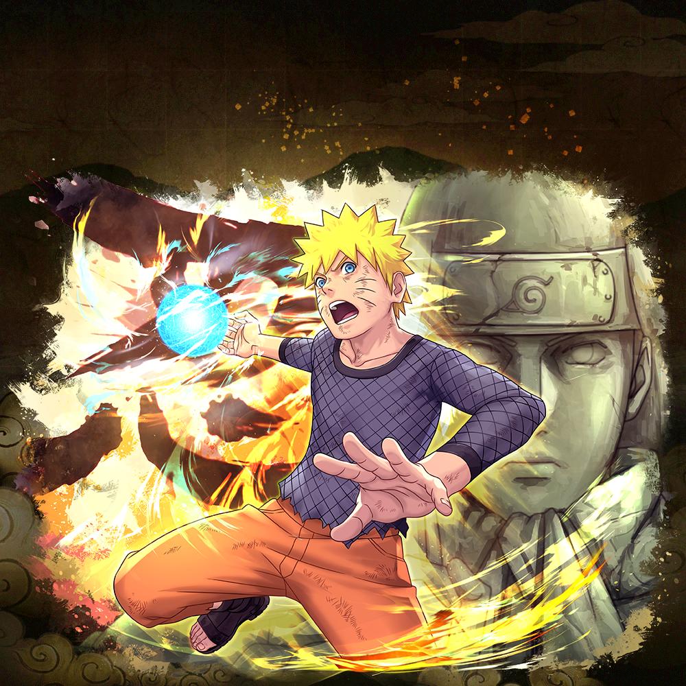 "Naruto Uzumaki ""Full-Out Battle"" (★6)"