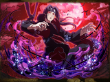 """Itachi Uchiha """"Talent and Burden"""" (★6) (Blazing Awakened)"""