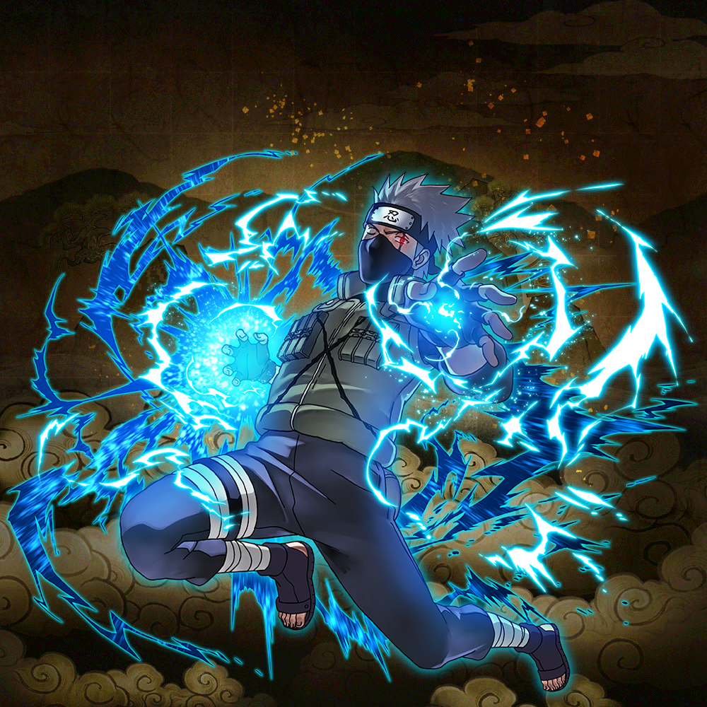 "Kakashi Hatake ""Iron Resolve"" (★5)"