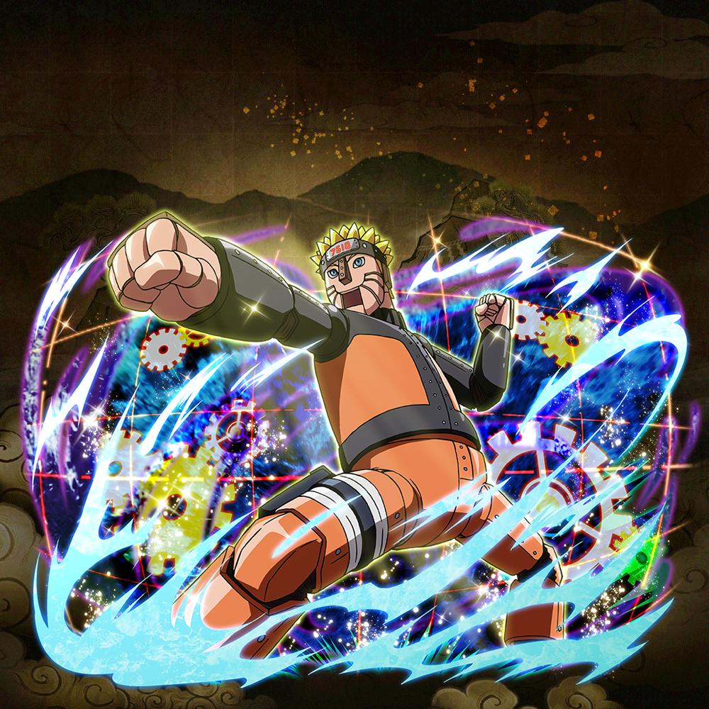 "Mecha-Naruto ""Steel Heart"""