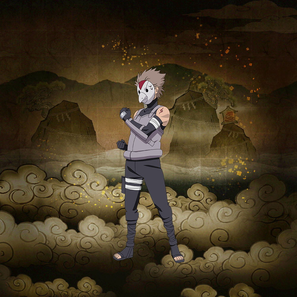 "Leaf Anbu Male ""The Hokage's Servant"""