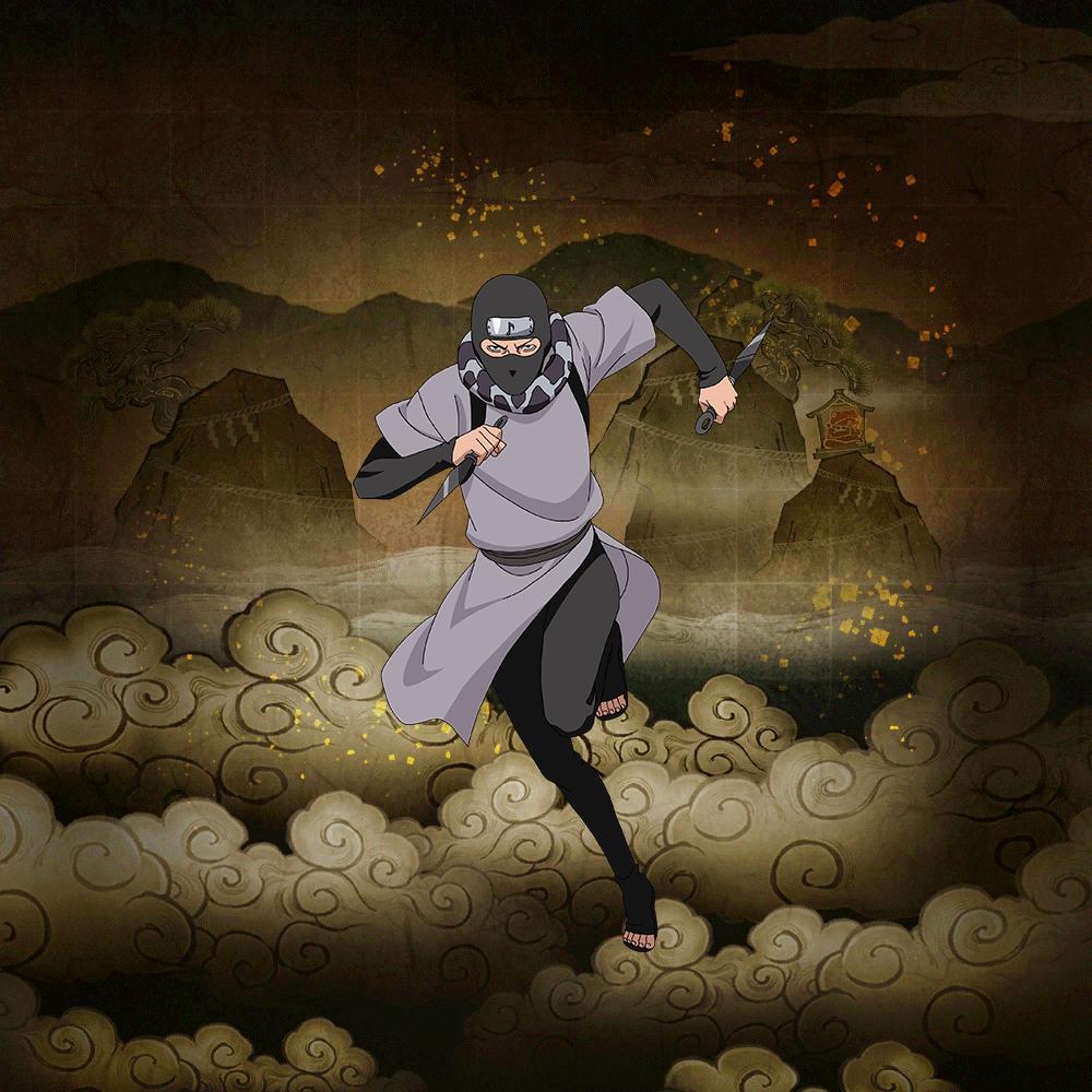 """Sound Ninja """"Orochimaru's Soldier"""""""