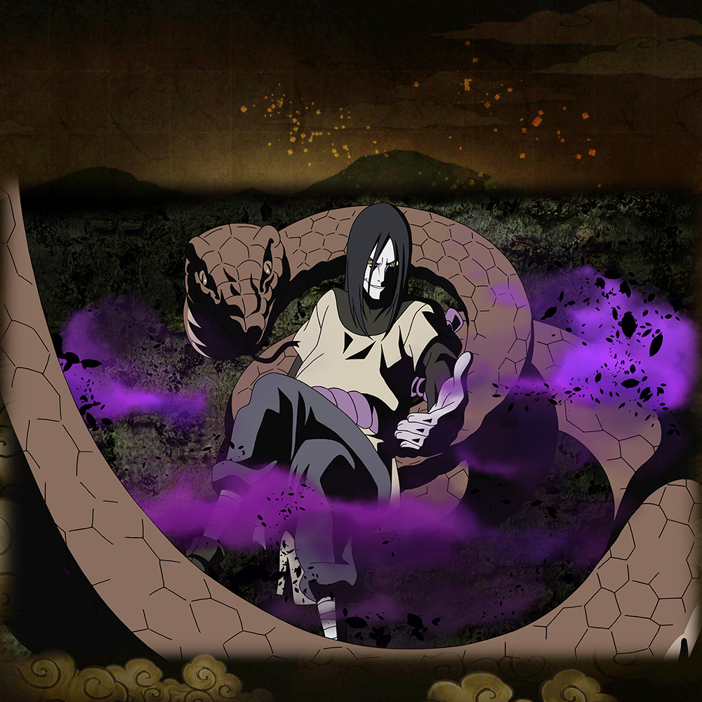 "Orochimaru ""Winds of Chaos"" (★6) (Blazing Awakened)"