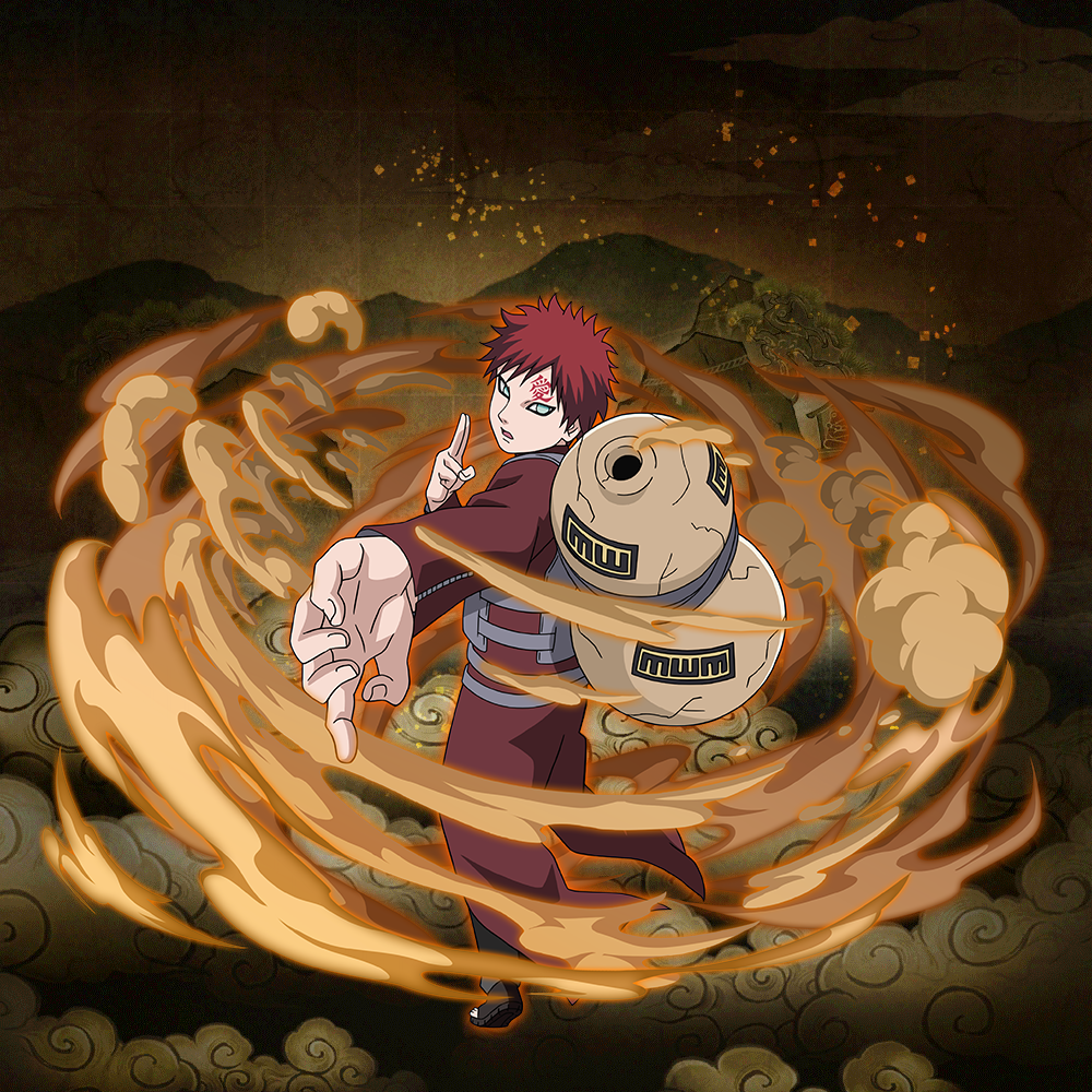 "Gaara ""Protector of the Sands"" (★5)"